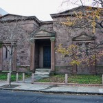"Skull and Bones ""The Tomb"", 64 High St., New Haven, CT"