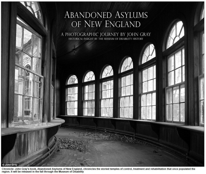 Abandoned Asylums of New England – Book Review
