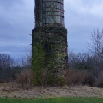 Abandoned Water Tower, Farmington, CT