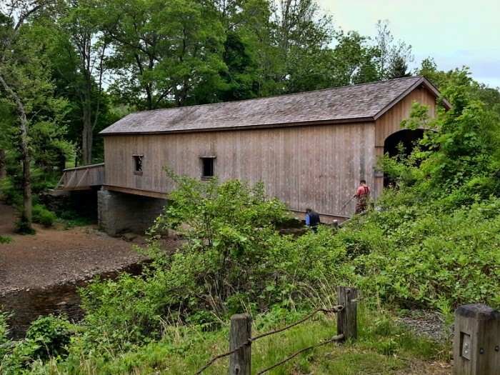 Covered Bridge – Comstock, CT