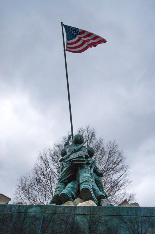 National Iwo Jima Memorial – Newington, CT