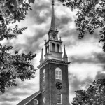 First Church of Christ Steeple, Wethersfield CT